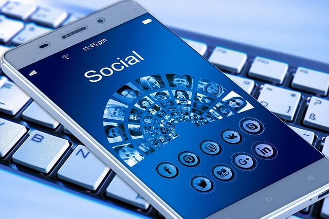 less time on social media for emotional health