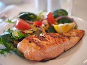 include salmon to improve your diet