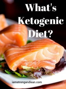salmon for keto and paleo diet