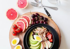 fresh fruits for low carb diets