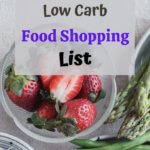 low carbohydrate foods