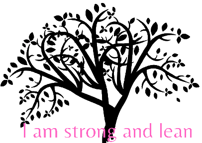 I Am Strong And Lean