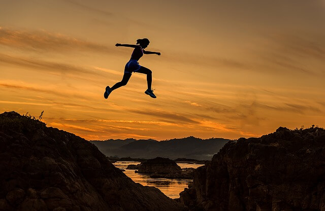 embrace challenges for emotional health